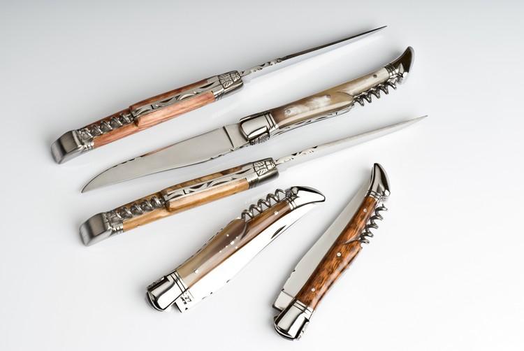 cinq-couteaux-laguiole