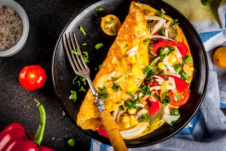 cuire-omelette