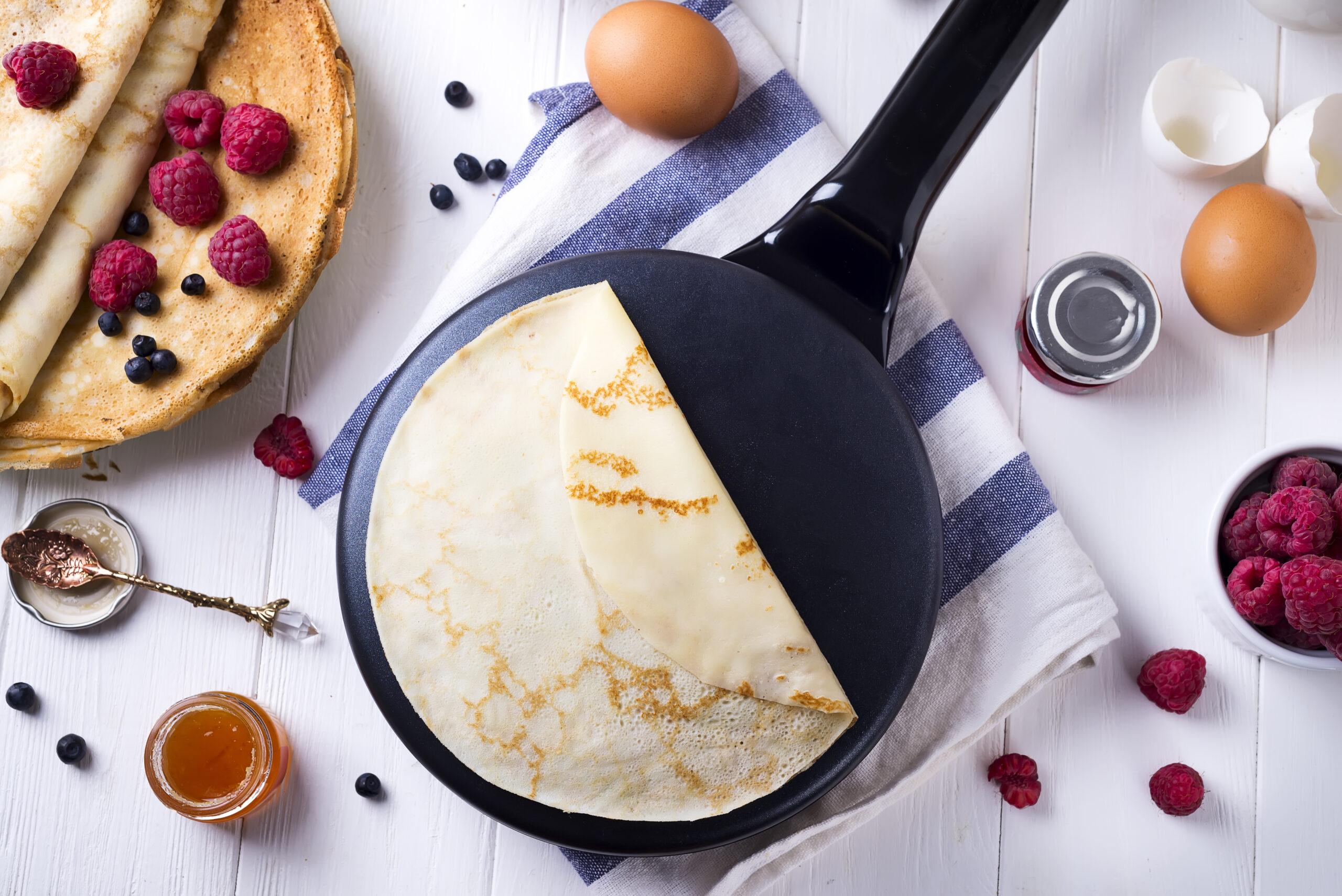 plaque de cuisson crêpière
